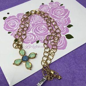 Brighton mercury gold necklace